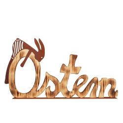 "Holzschild ""Ostern"""