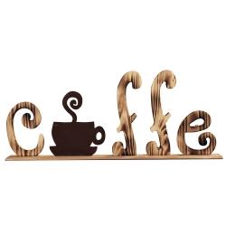 """Schriftzug """"Coffe"""""""