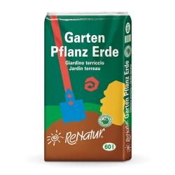 Gartenpflanzerde