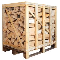 Brennholz (Buche) in RM-Box